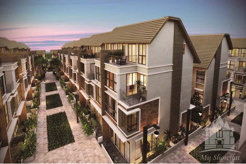 Esparina Residences@ Compassvale Bow (573units)