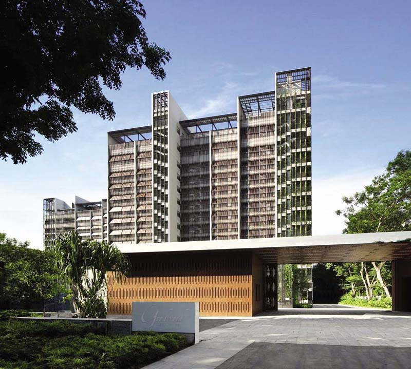 Goodwood Residence@ Bukit Timah Road (21 Ounits)