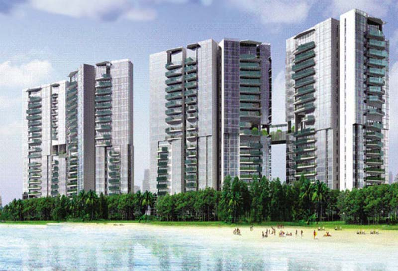 Silversea@ Marine Parade Road (383 units)